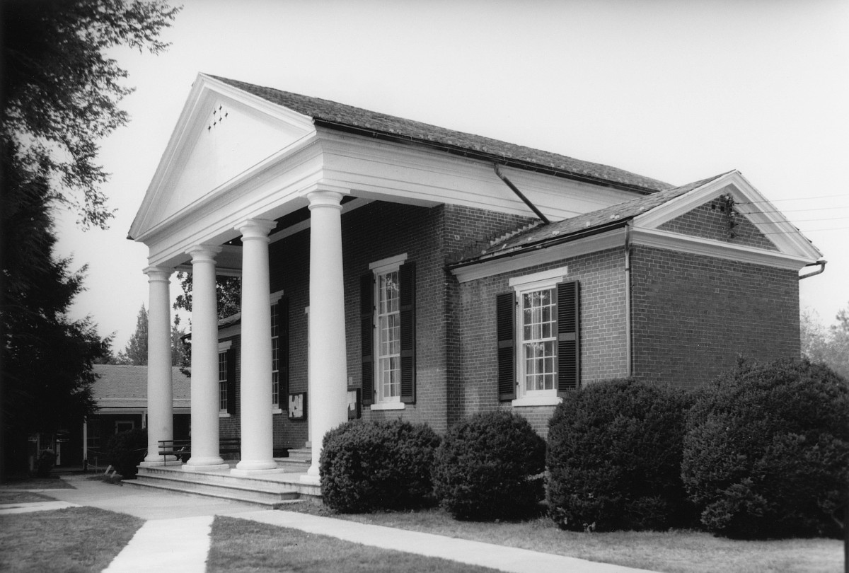 Nottoway County Courthouse