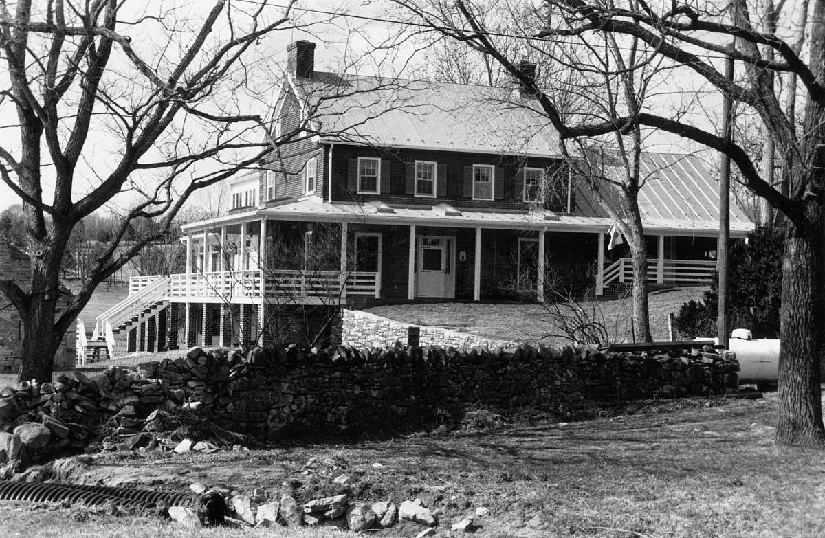 Isaac Spitler Homeplace