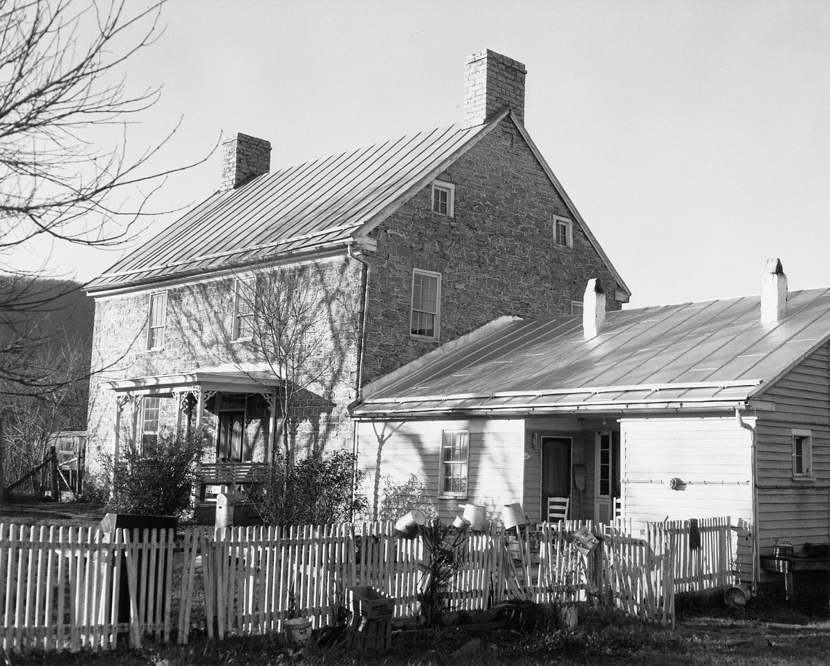 Heiston-Strickler House