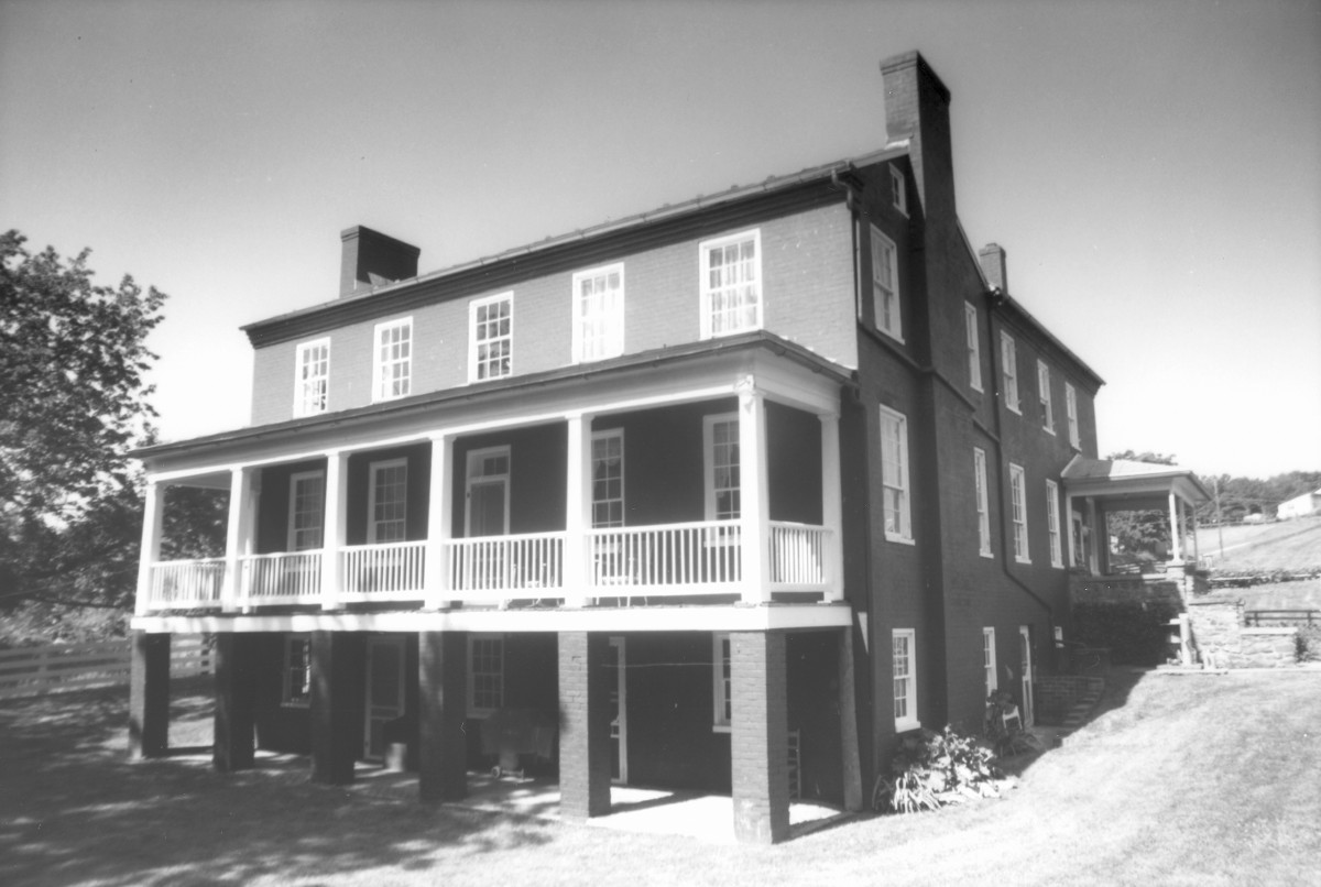 Strickler-Louderback House