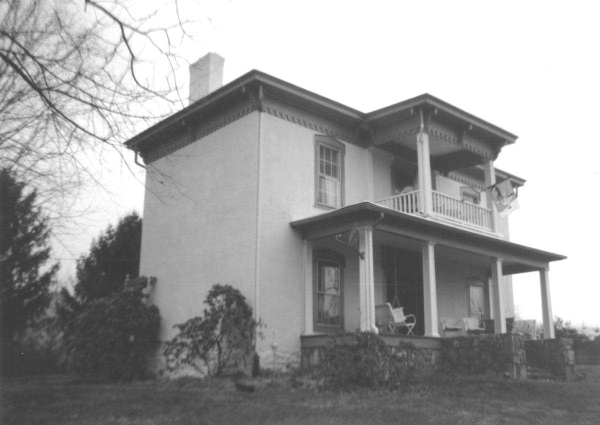 Weltley-Shuler House