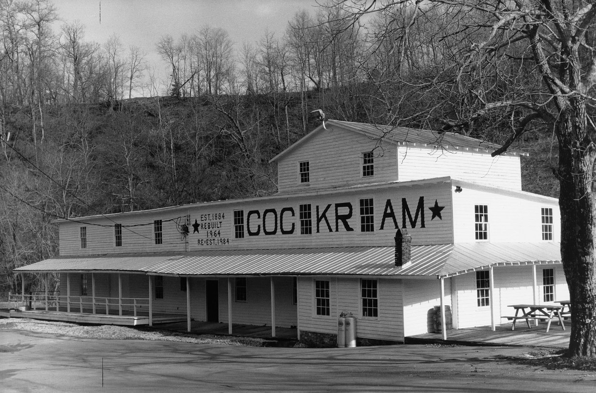 Cockram Mill