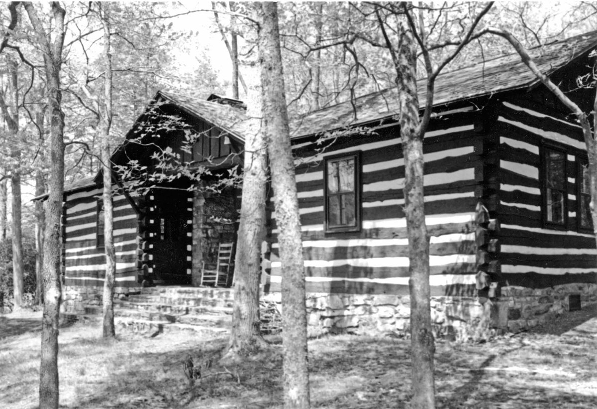 Fairy Stone State Park Historic District