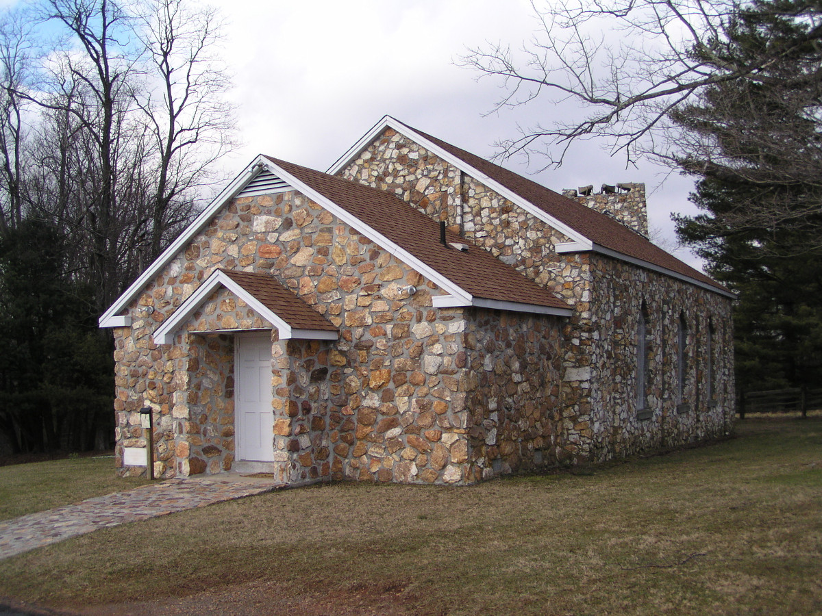 Bluemont Presbyterian Church and Cemetery