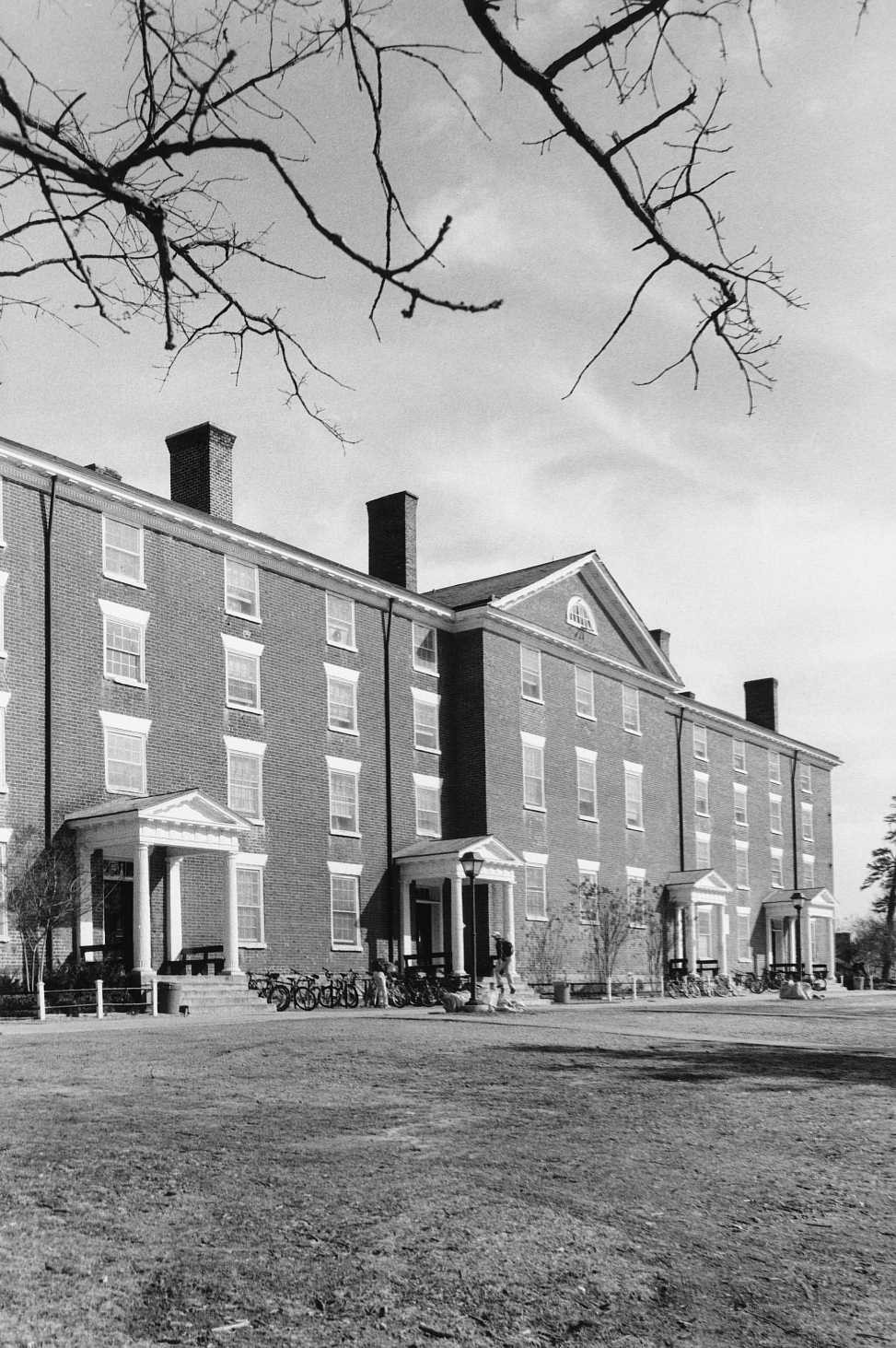 Hampden Sydney College Historic District