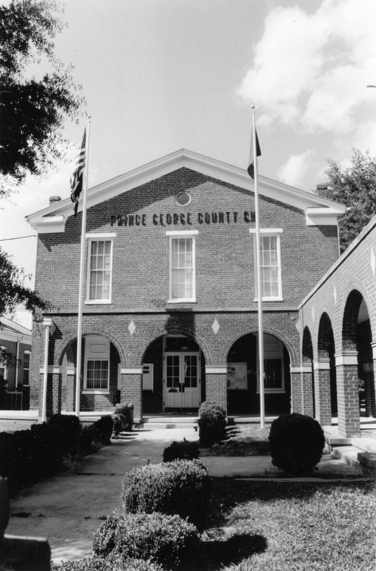 Prince George County Courthouse Historic District