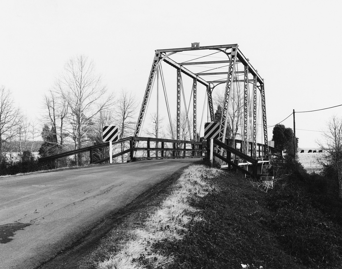 Nokesville Metal-Truss Bridge
