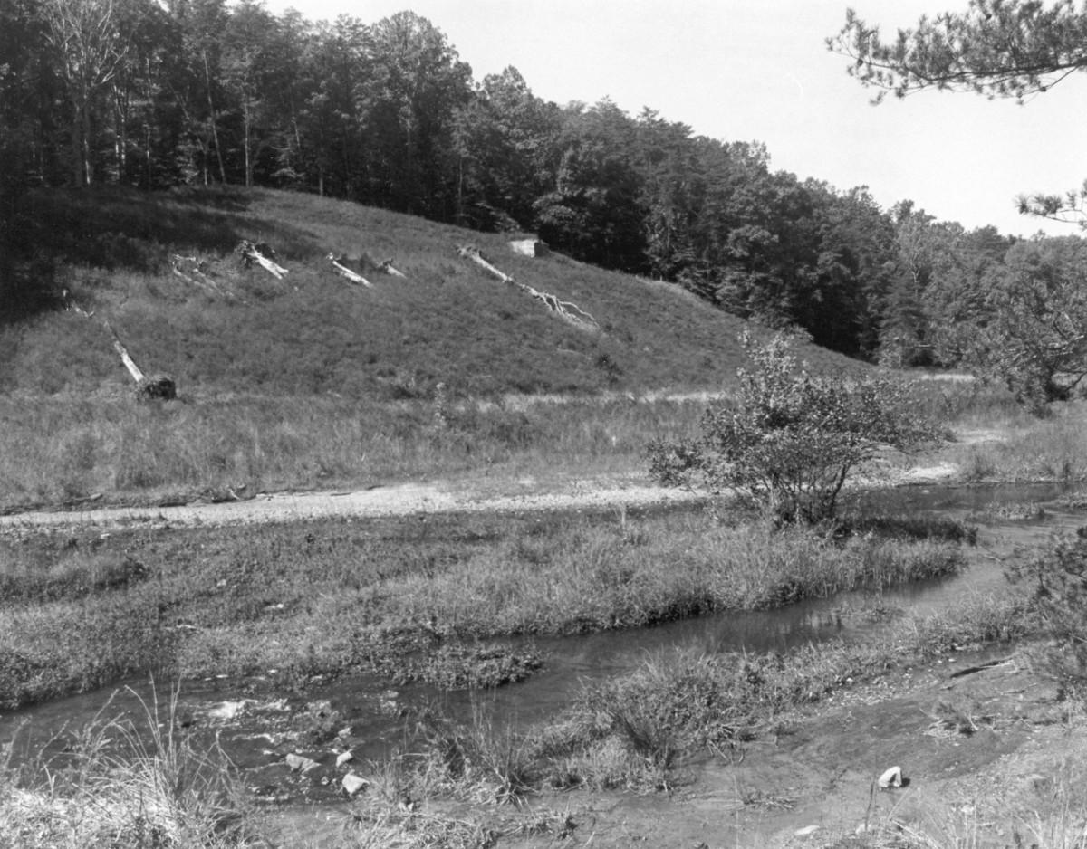 Cabin Branch Pyrite Mine Historic District