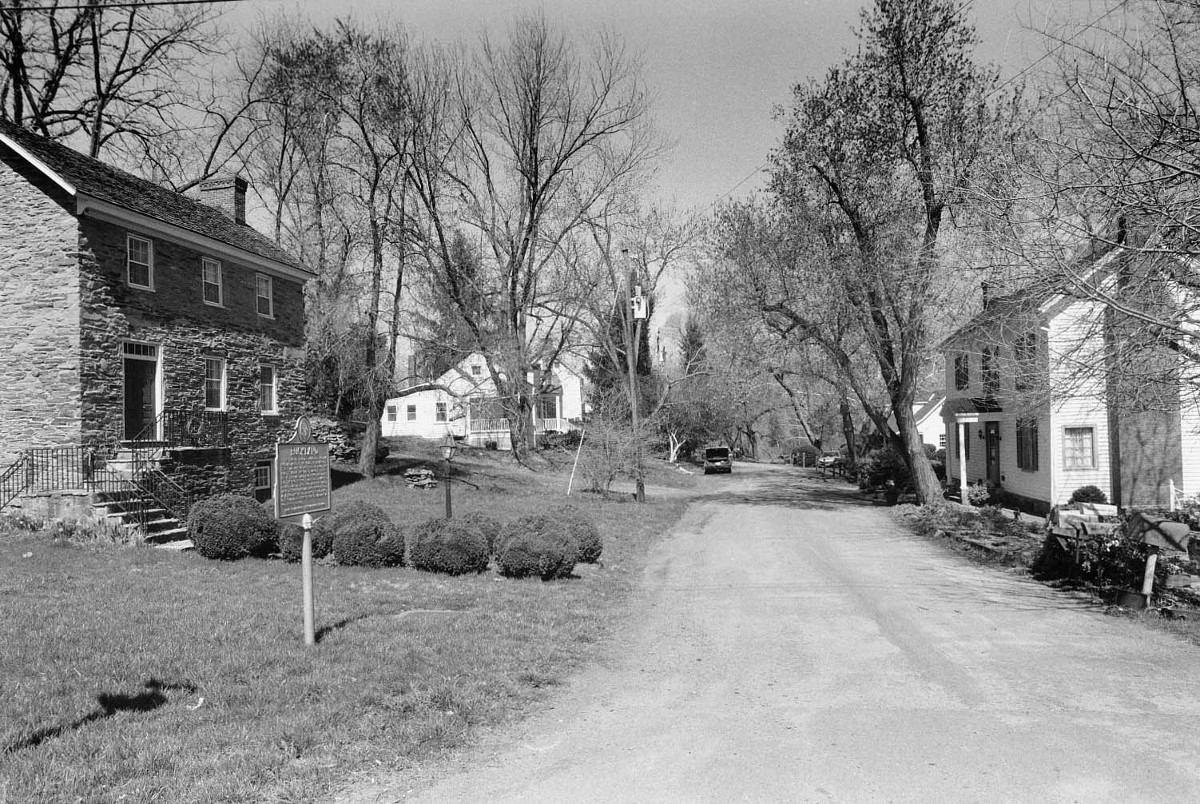 Buckland Historic District