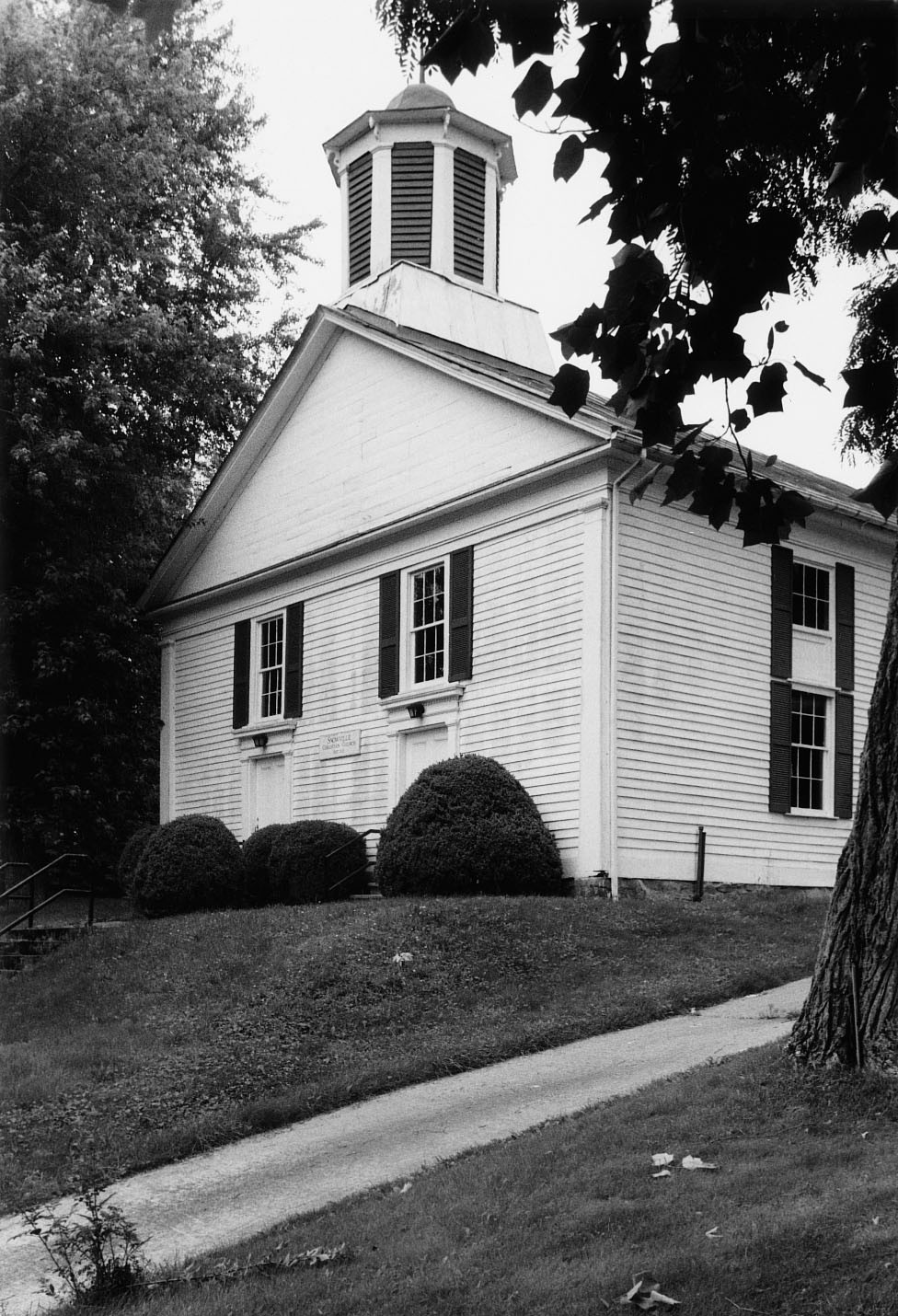 Snowville Christian Church
