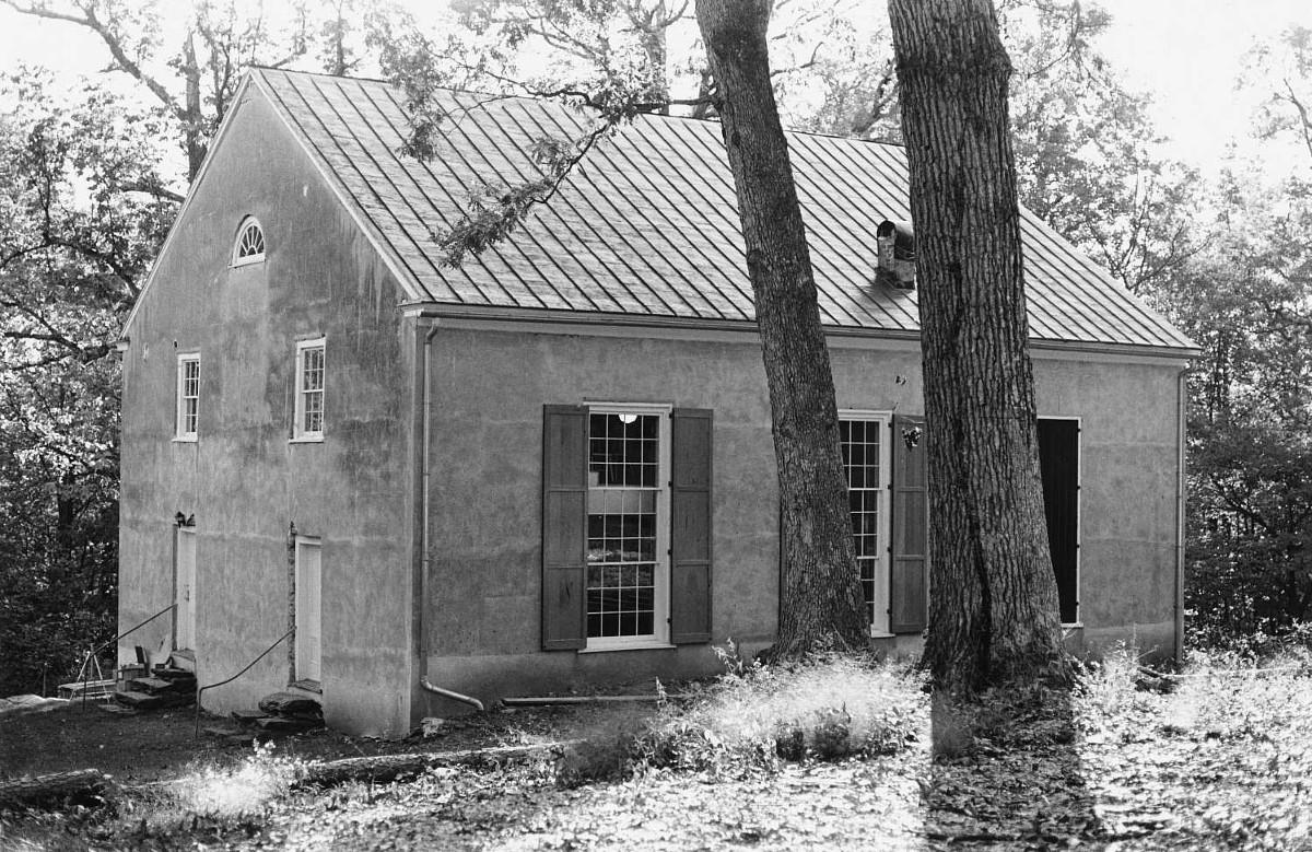 Mount Salem Baptist Meeting House