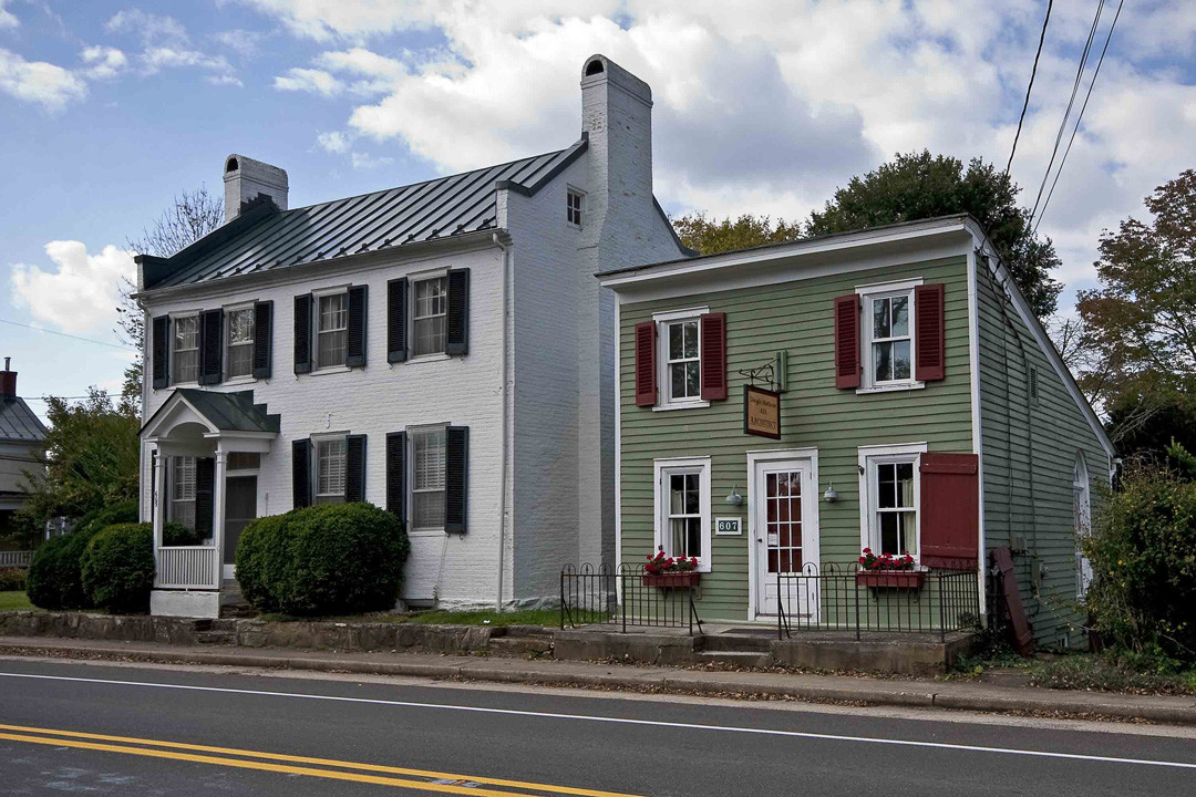 Flint Hill Historic District