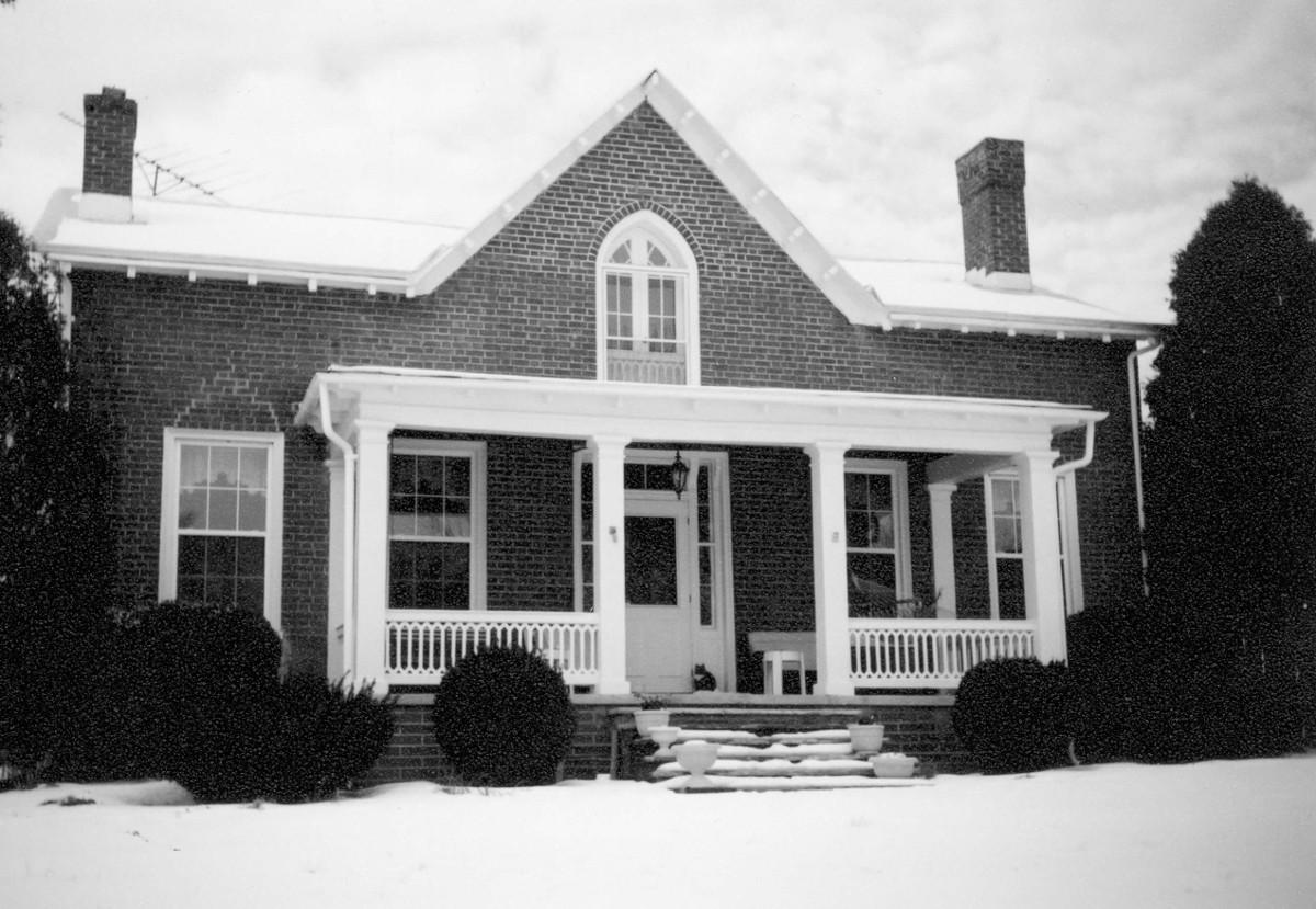 Falling Spring Presbyterian Church Manse