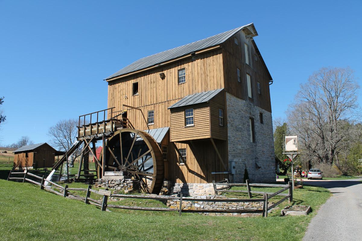 Kennedy-Wade Mill