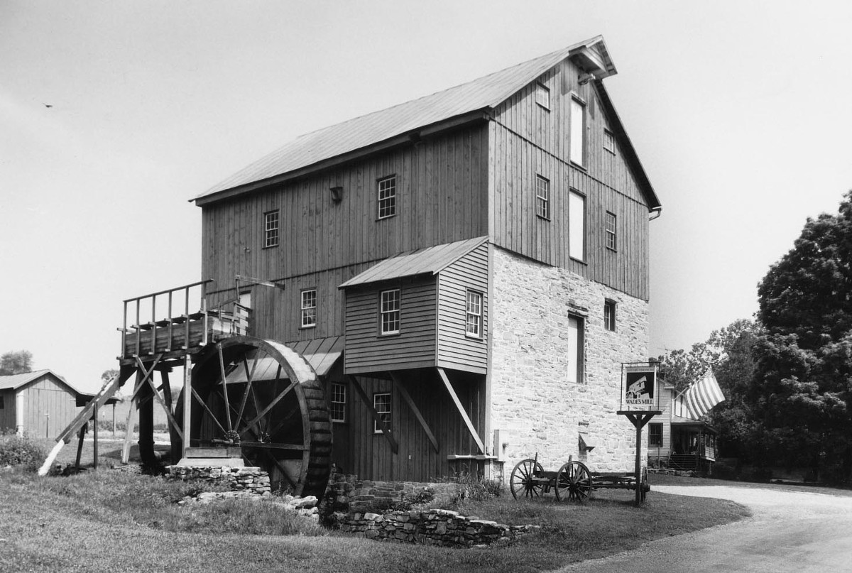 Kennedy-Wade Mill Historic District