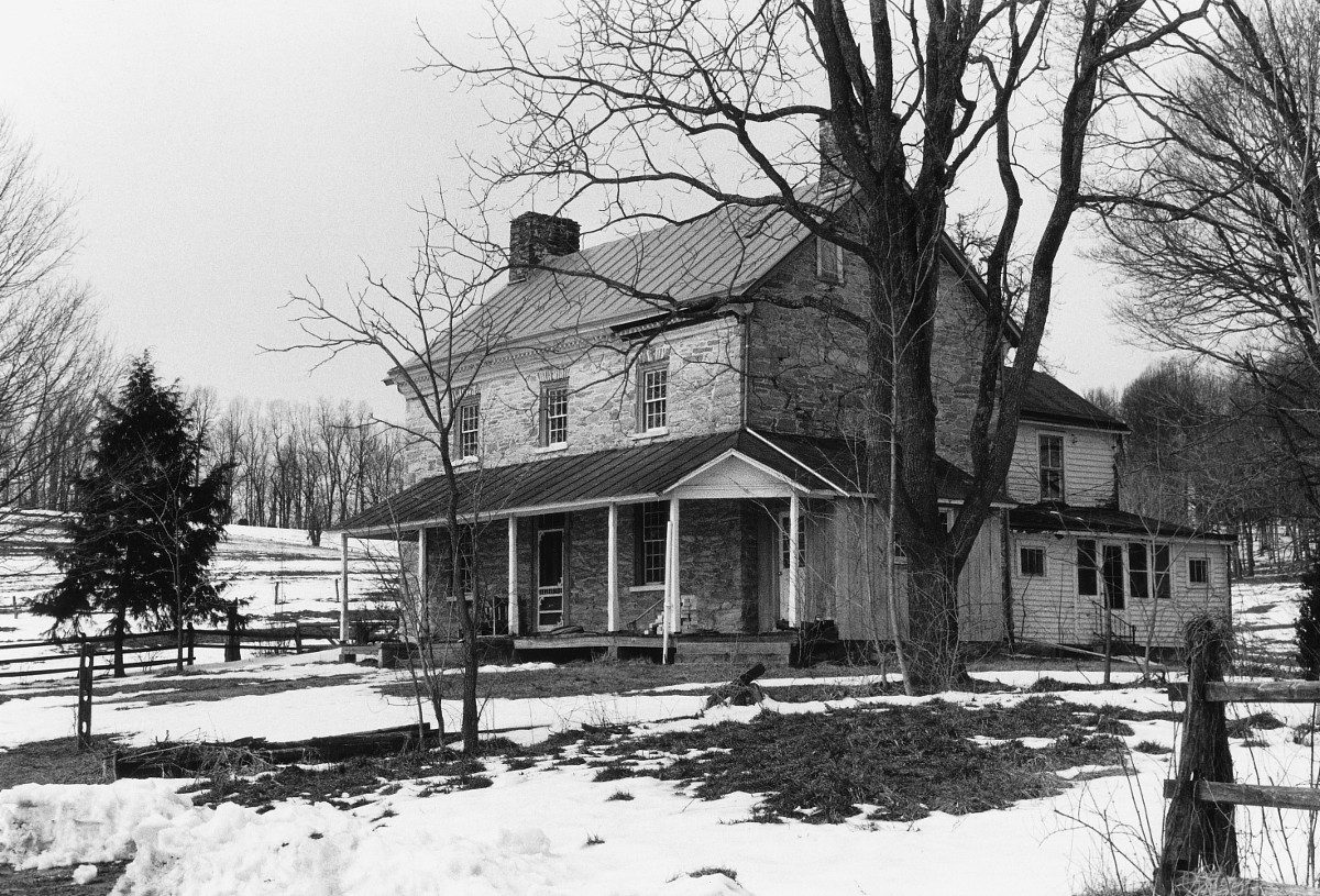 William Mackey House