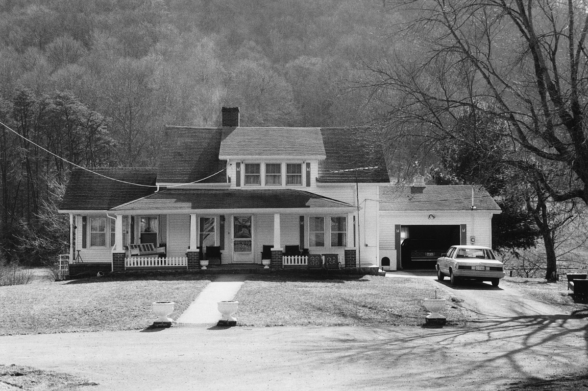 A. P. and Sara Carter House