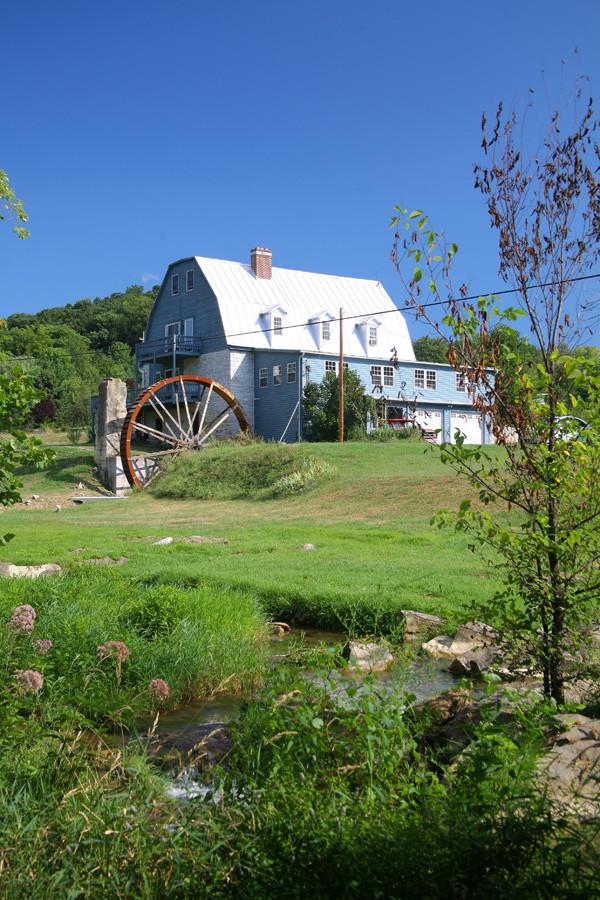 Stoner-Keller House and Mill