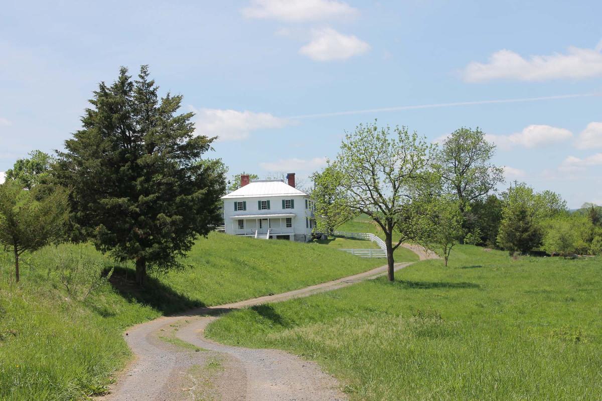 Jacob Bowman House
