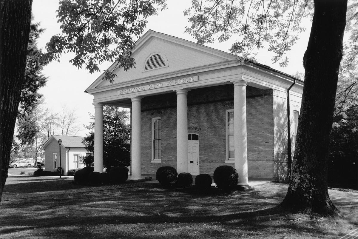 Spotsylvania Court House Historic District