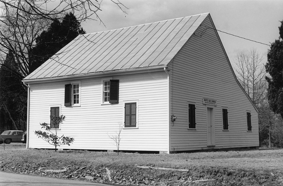 White Oak Primitive Baptist Church