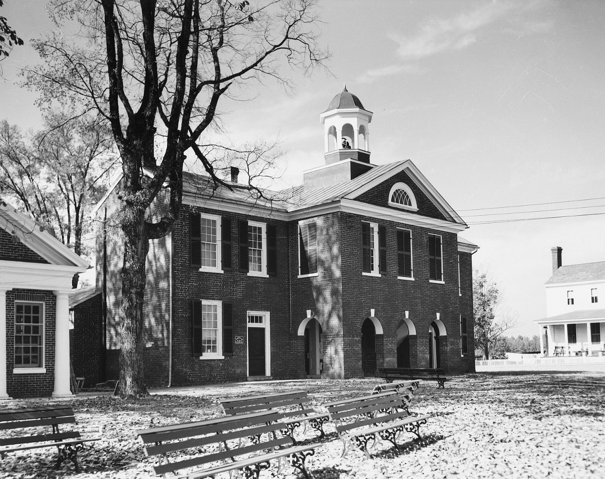 Sussex Court House Historic District