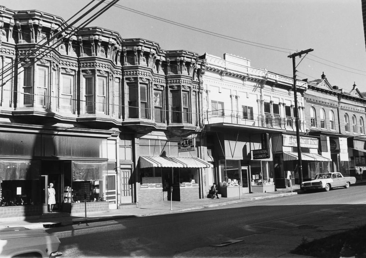 Pocahontas Historic District