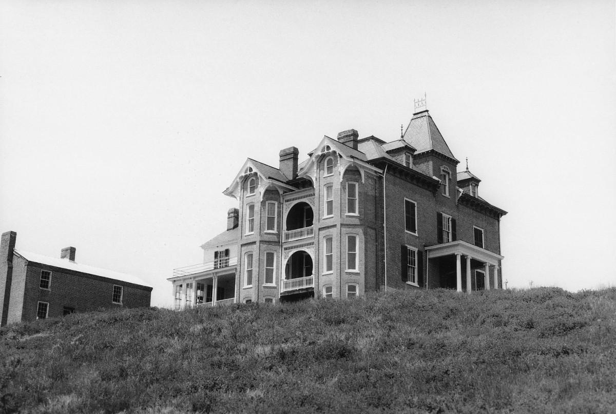 Maj. David Graham House