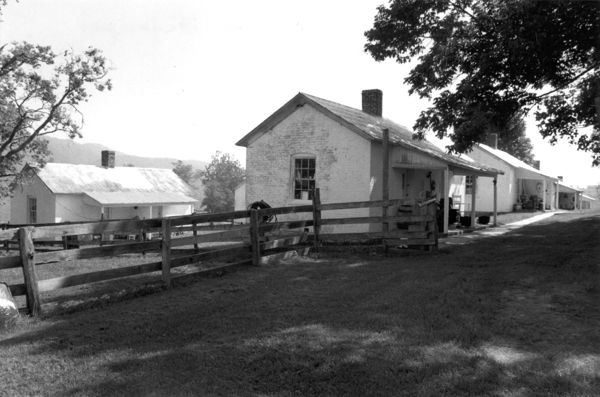 Wythe County Poorhouse Farm