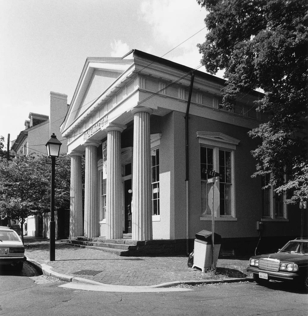 Old Dominion Bank Building (The Athenaeum)