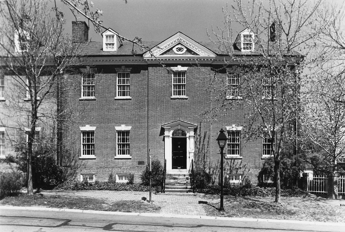 Robert E. Lee Boyhood Home