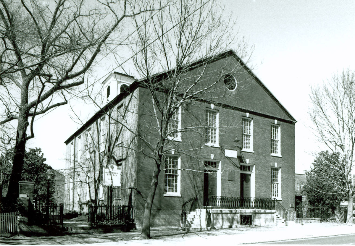 Old Presbyterian Meeting House