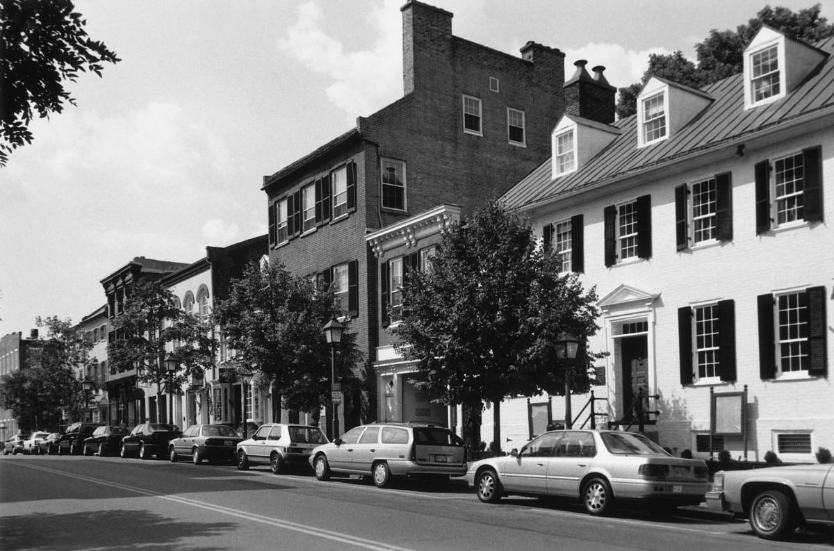 Alexandria Historic District