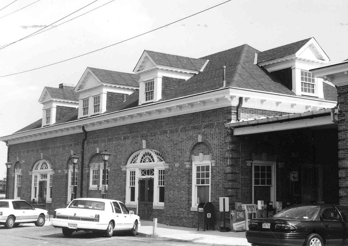 Alexandria Union Station