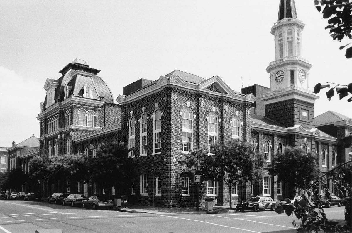 Alexandria City Hall