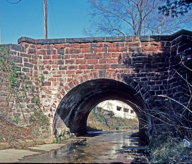Orange & Alexandria Railroad Hooff's Run Bridge