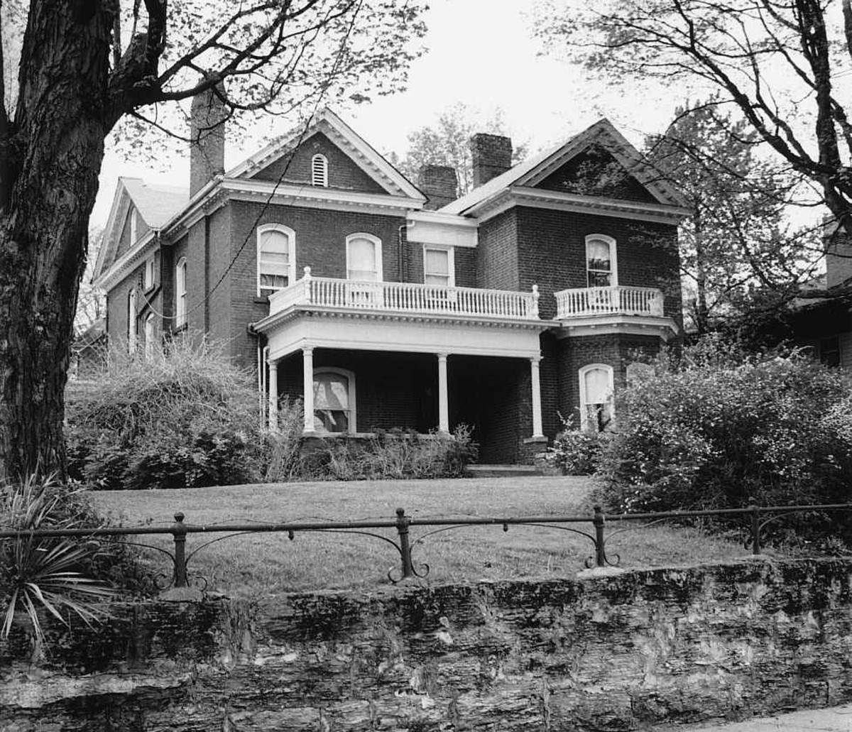 King-Lancaster-McCoy-Mitchell House