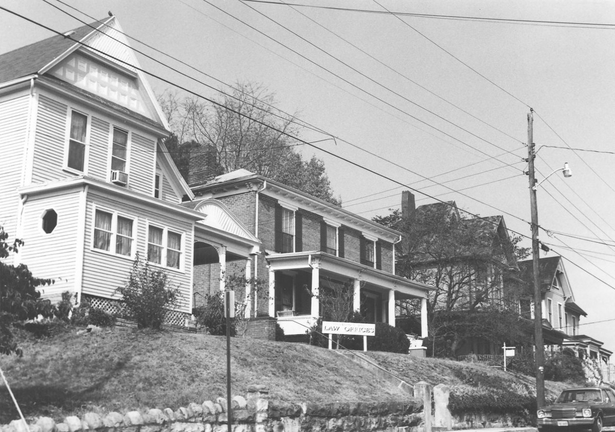 Solar Hill Historic District