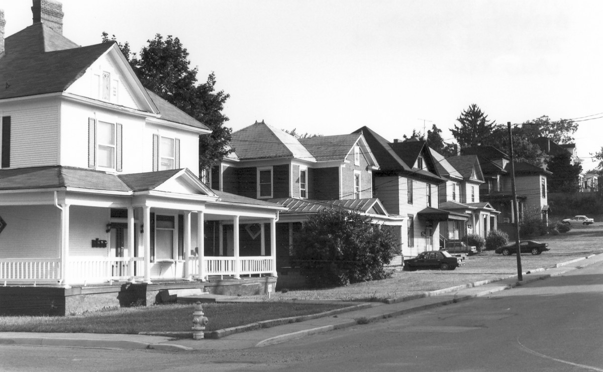 Virginia Hill Historic District