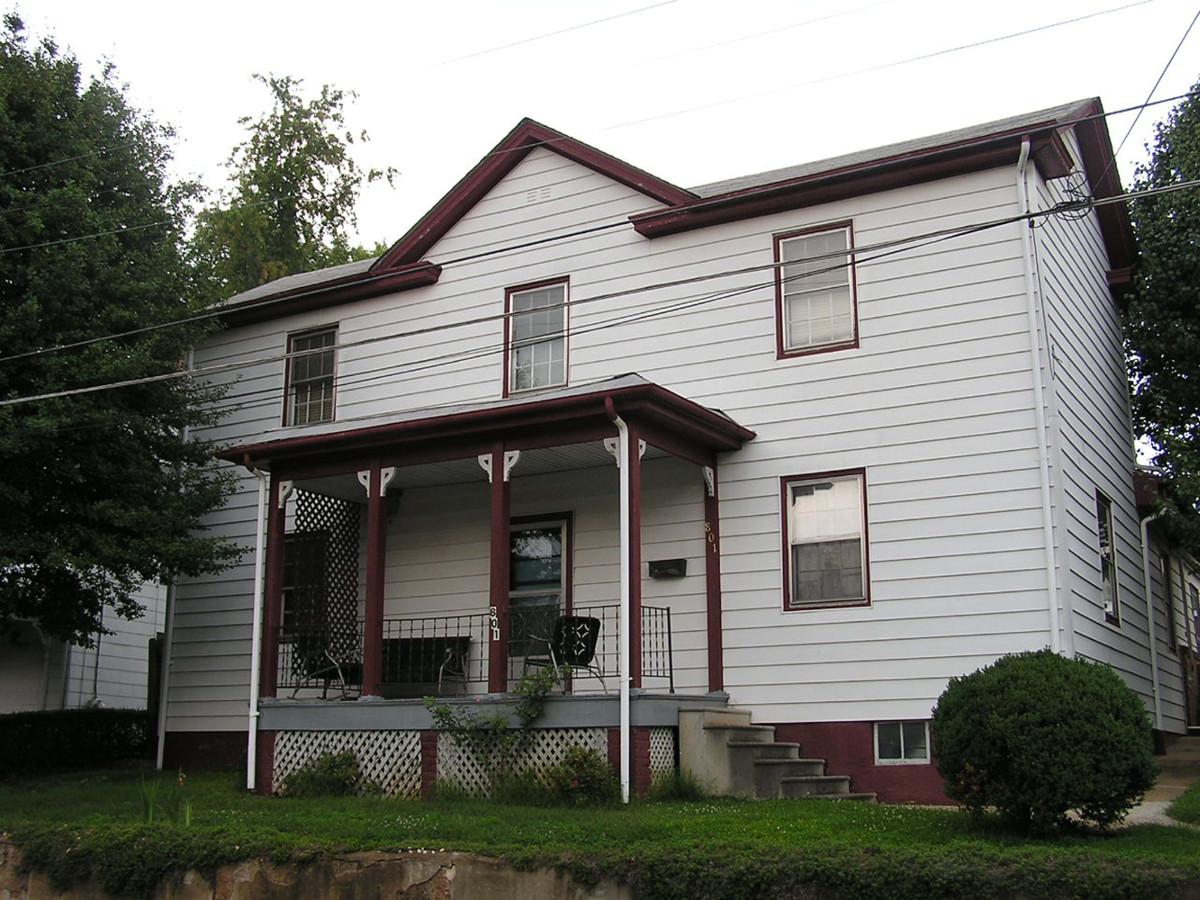 Fifeville and Tonsler Neighborhoods Historic District