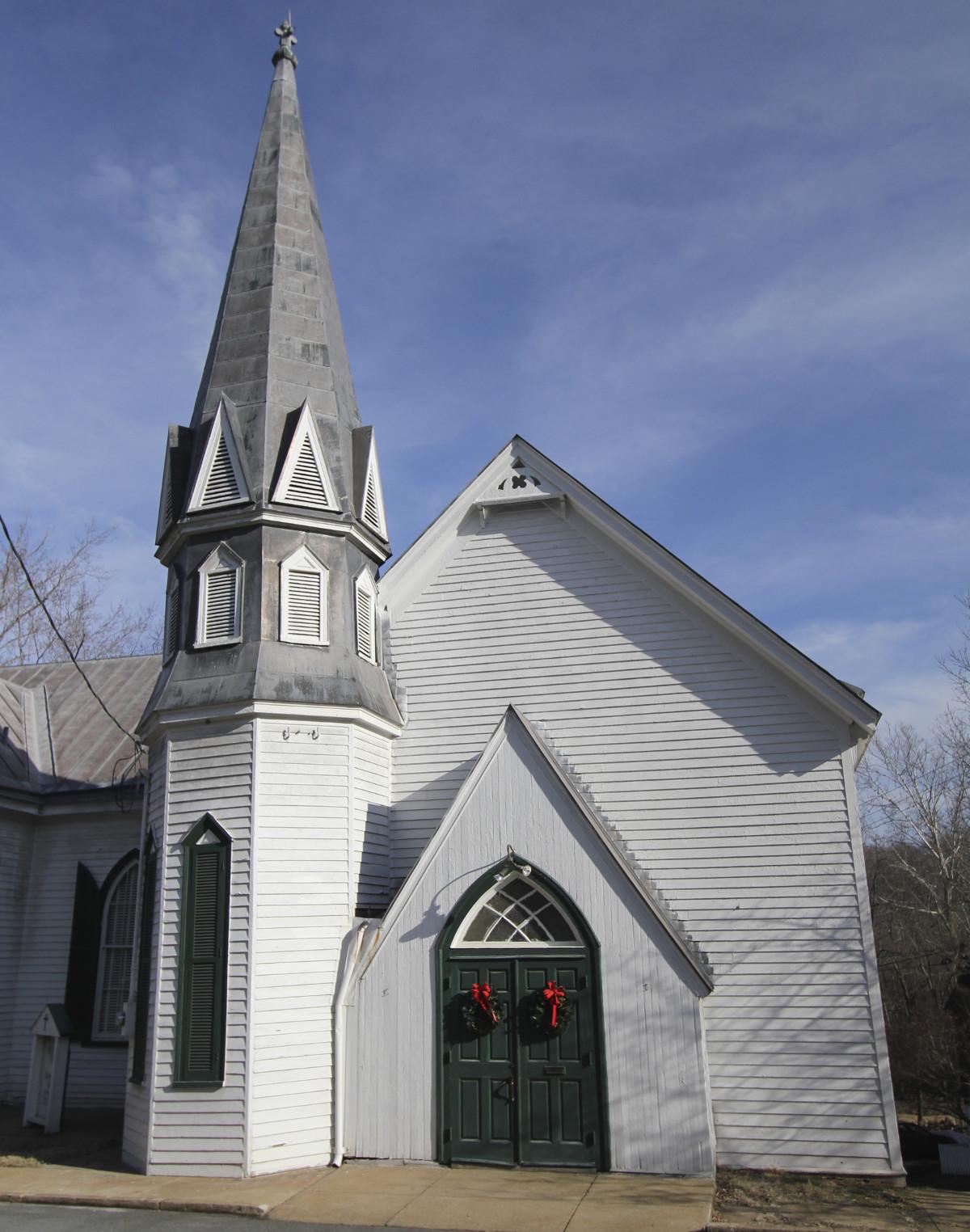 Woolen Mills Chapel