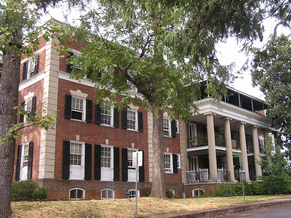 Preston Court Apartments