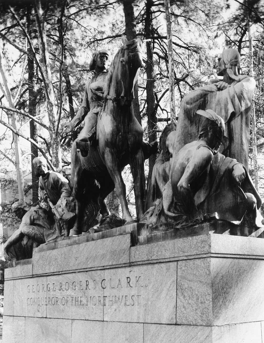 George Rogers Clark Monument