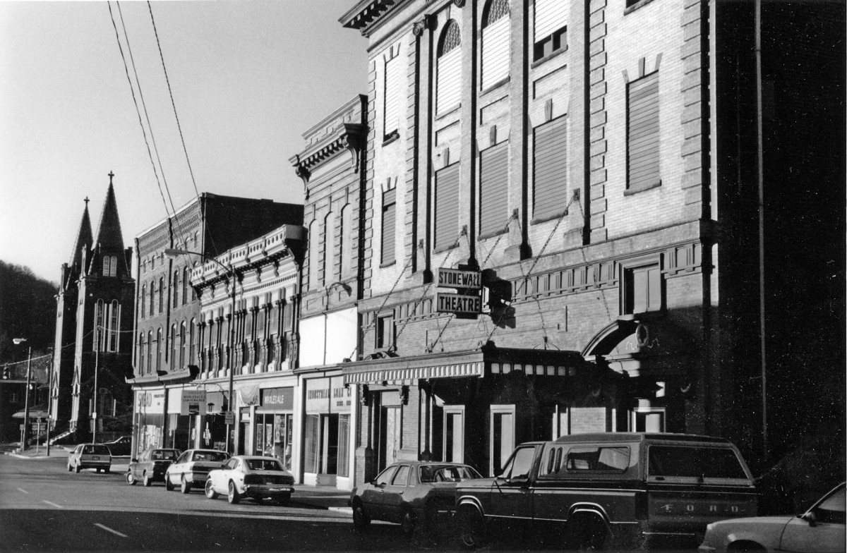 Clifton Forge Commercial Historic District