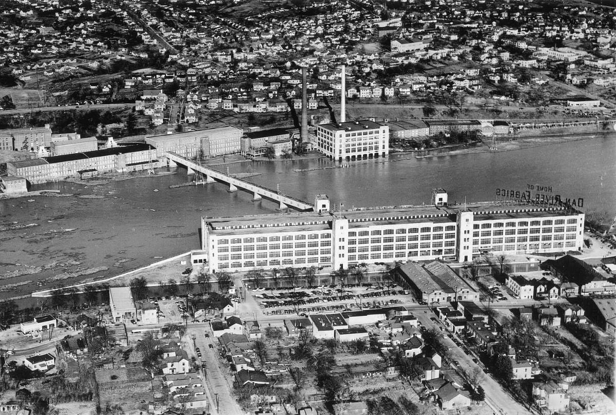Dan River Inc. Riverside Division