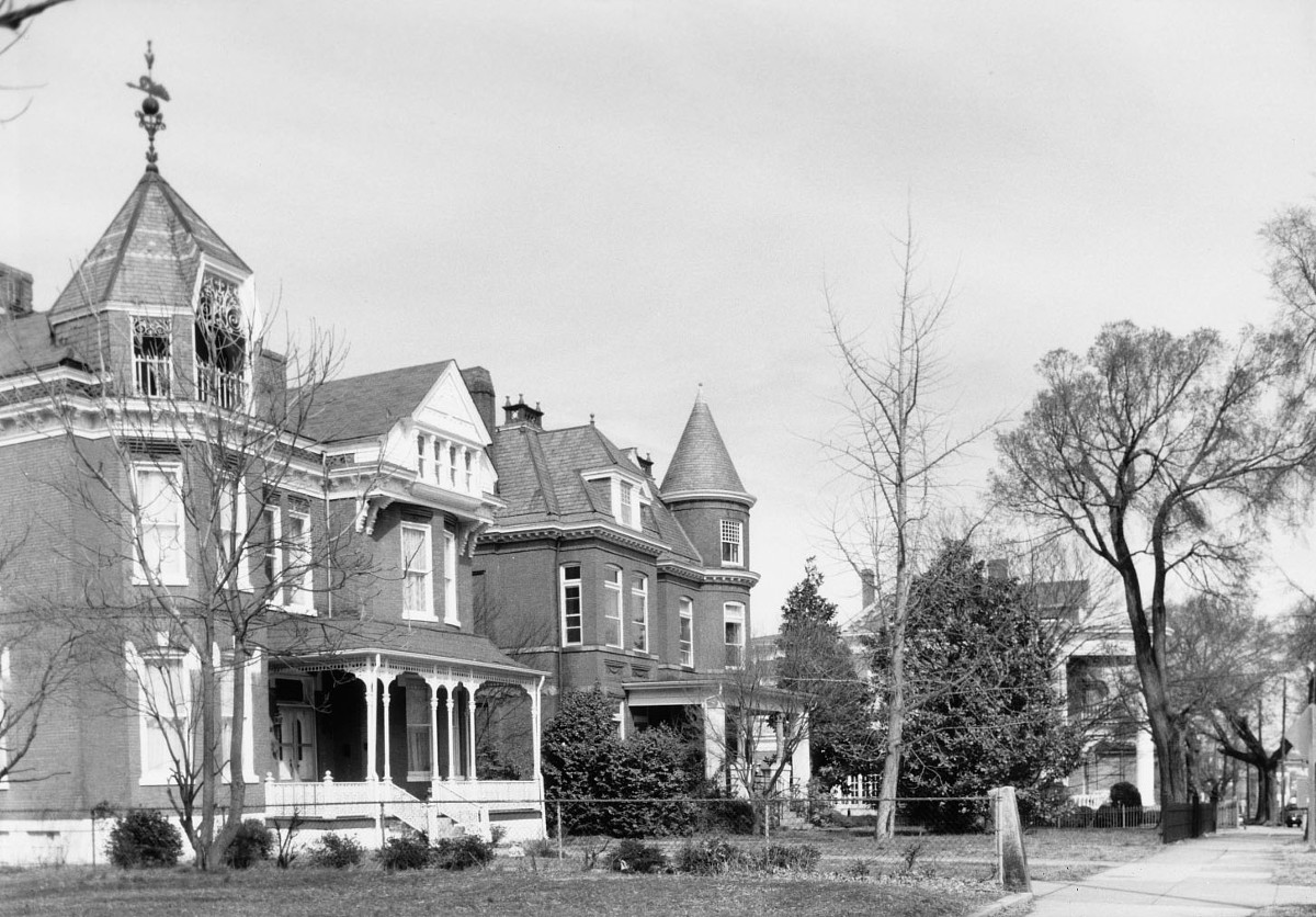 Danville Historic District (Old West End and Millionaires Row Historic District)