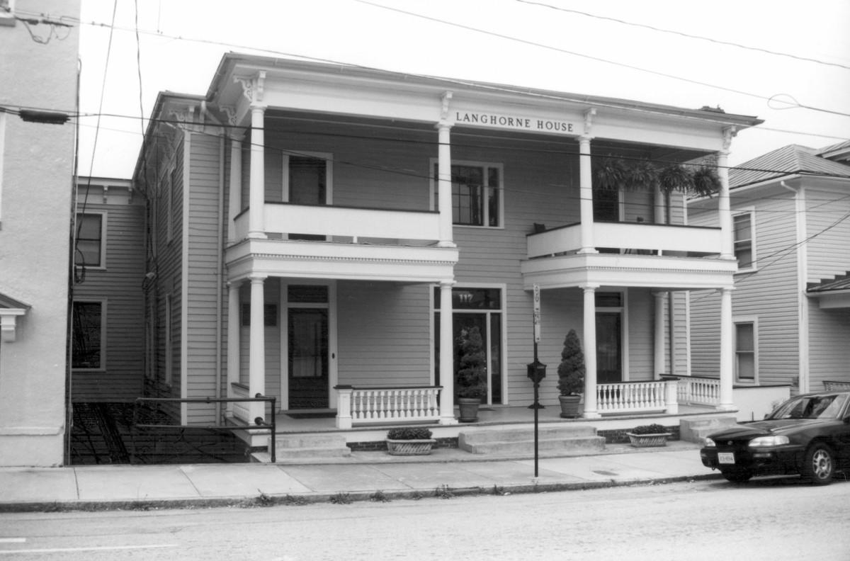 Langhorne House