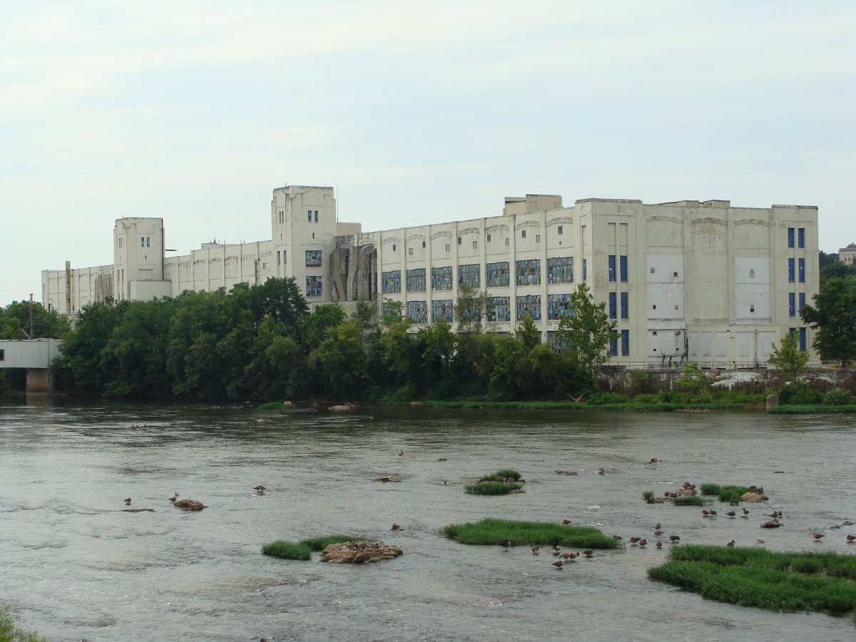 Dan River Mill No. 8