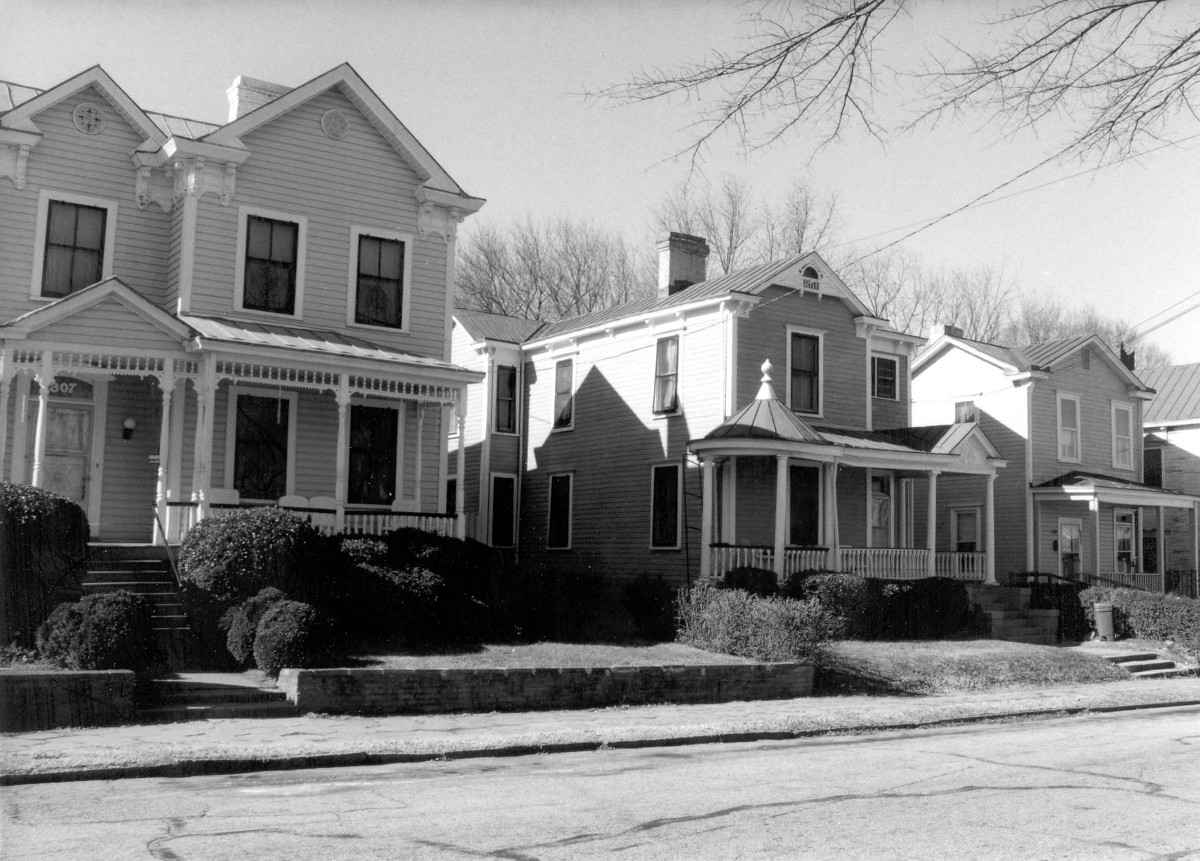 Holbrook-Ross Street Historic District