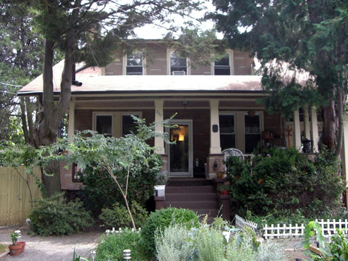 Edwin Bancroft and Mary Ellen Henderson House